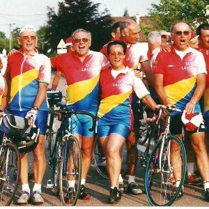 2001-Arrivée à La Londe Normande