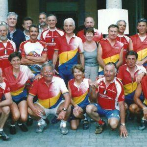 2003-Arrivée à Galbiate