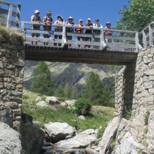 28-12 l'arrivée au pont du Countet