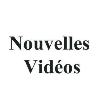 Nouvelles vidéos…