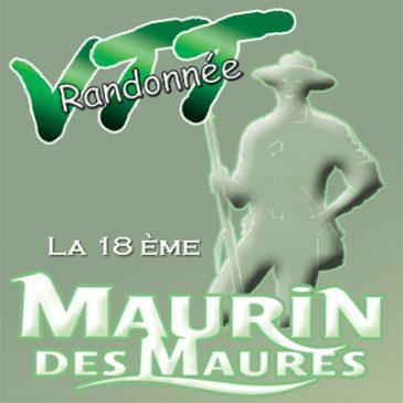 Beau succès pour la 18ème Maurin des Maures
