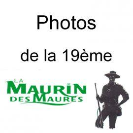 Photos de la Maurin 2017