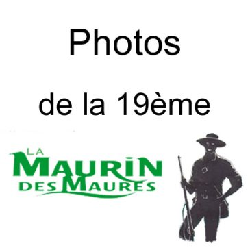 Photos de la Maurin 2017