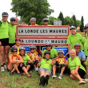 2015- Cyclos Walluf à La Londe
