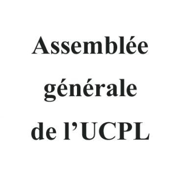 L'assemblée générale…
