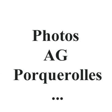 Photos AG et Porquerolles…